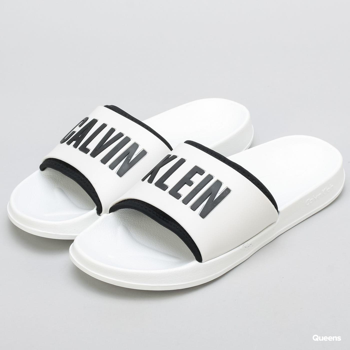 Calvin Klein Slide pvh white