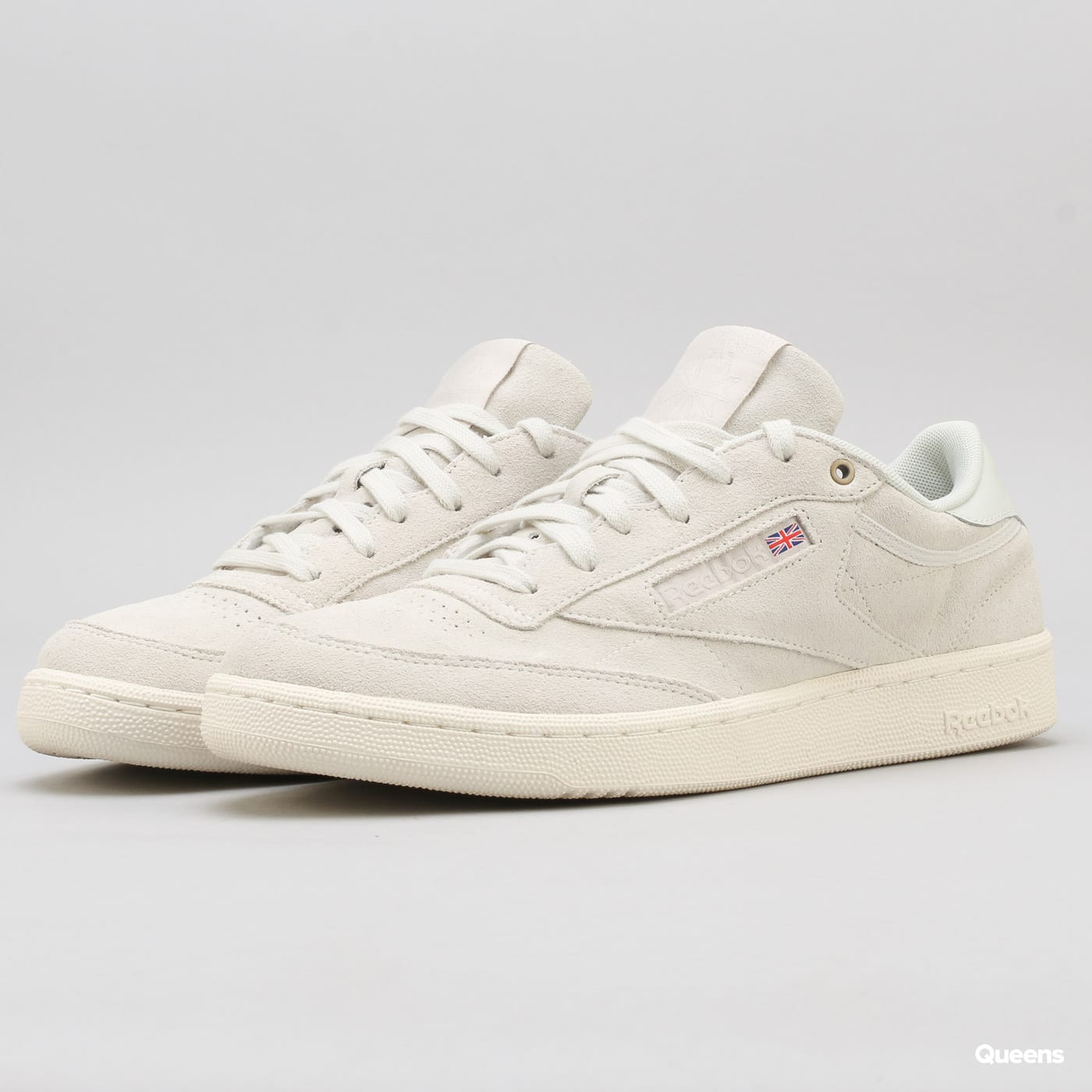 61fe905f076dd Sneakers Reebok Club C 85 MCC (CM9296)– Queens 💚