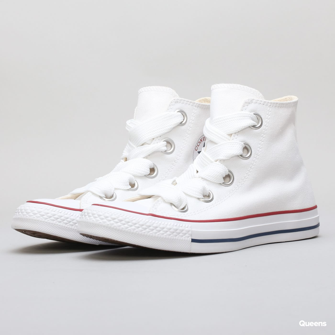 Converse Chuck Taylor All Star Big Eyelets Hi (C559933) – Queens 💚 fa435e9d286