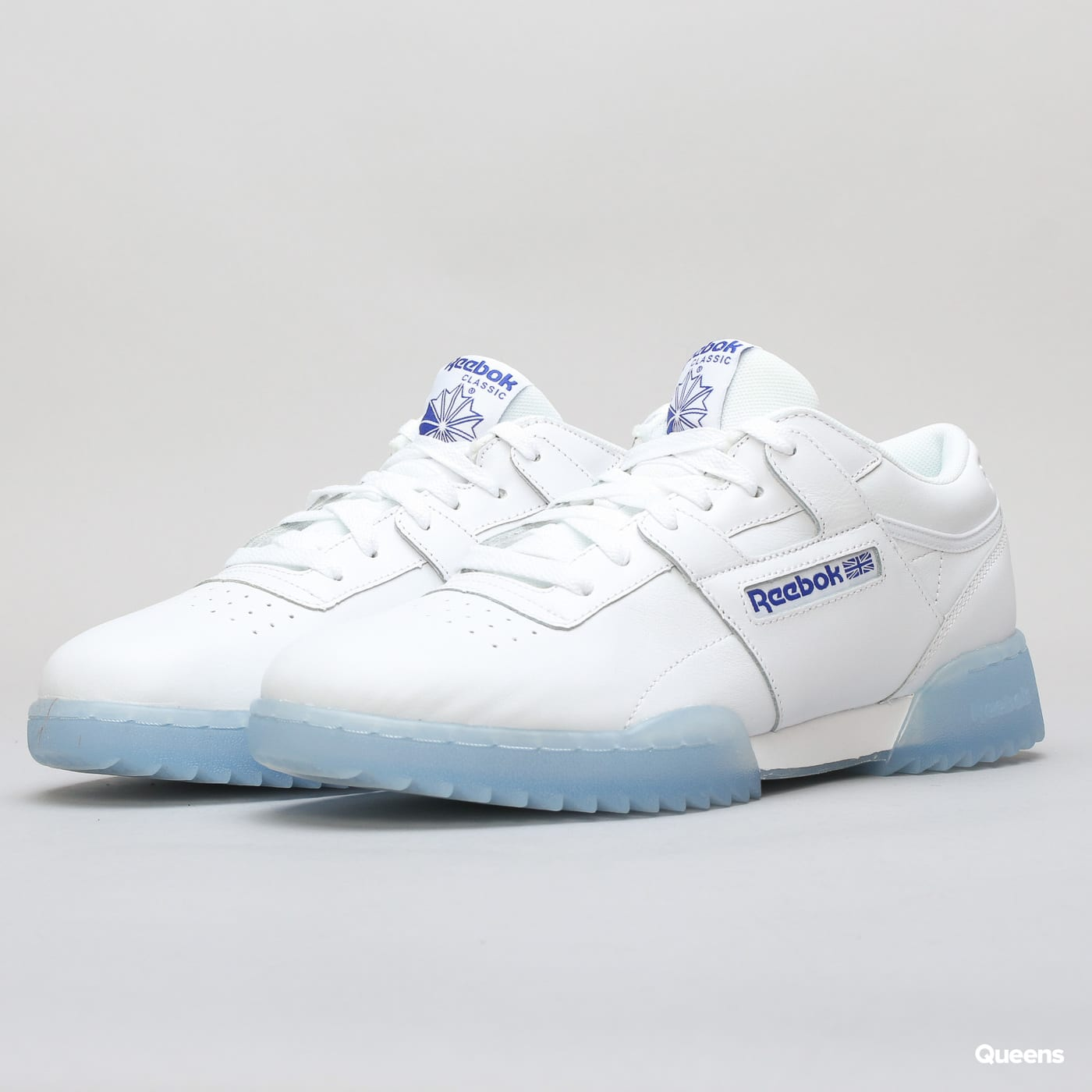 Sneakers Reebok Workout Clean Ripple Ice (CM9931)– Queens 💚 42618f6c4