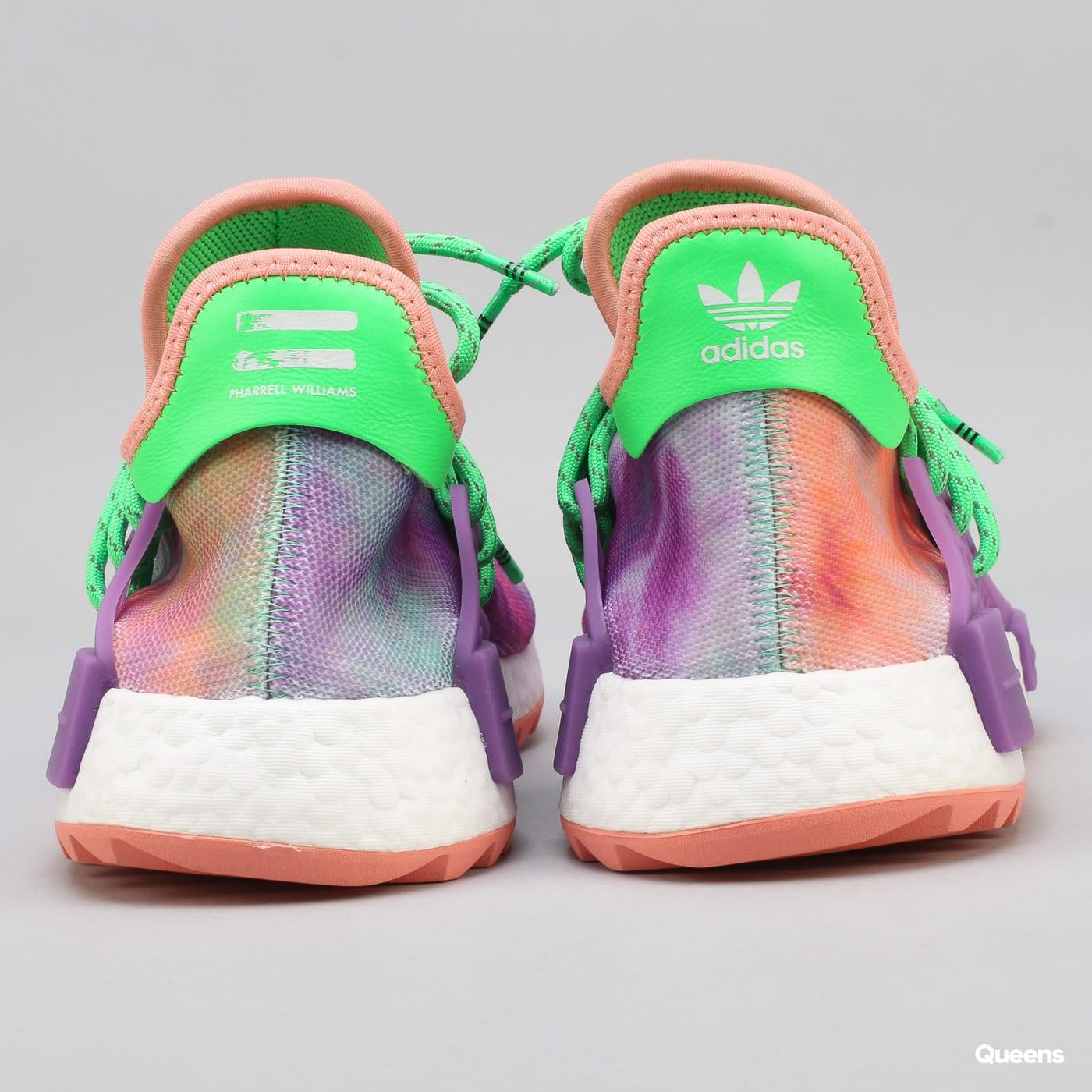 aaaf4182be0 adidas Originals Pharrell Williams HU HOLI NMD MC (AC7034)– Queens 💚