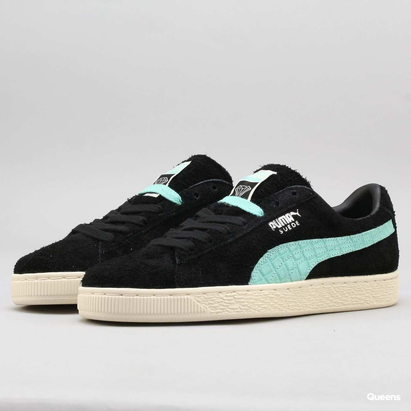 90e1998980b6 Sneakers Puma Suede Diamond (365650 01)– Queens 💚