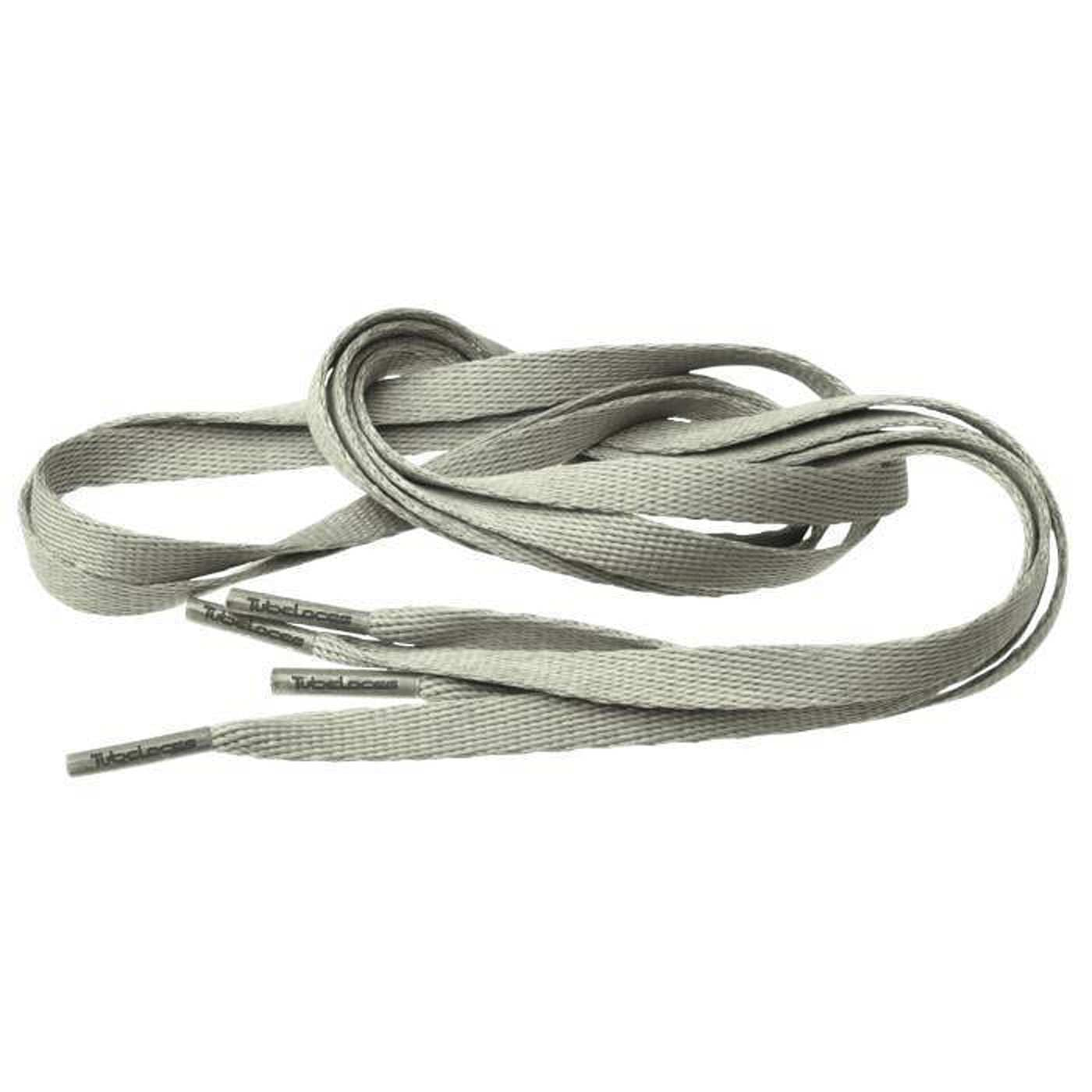 MD Tube Laces 120 gray