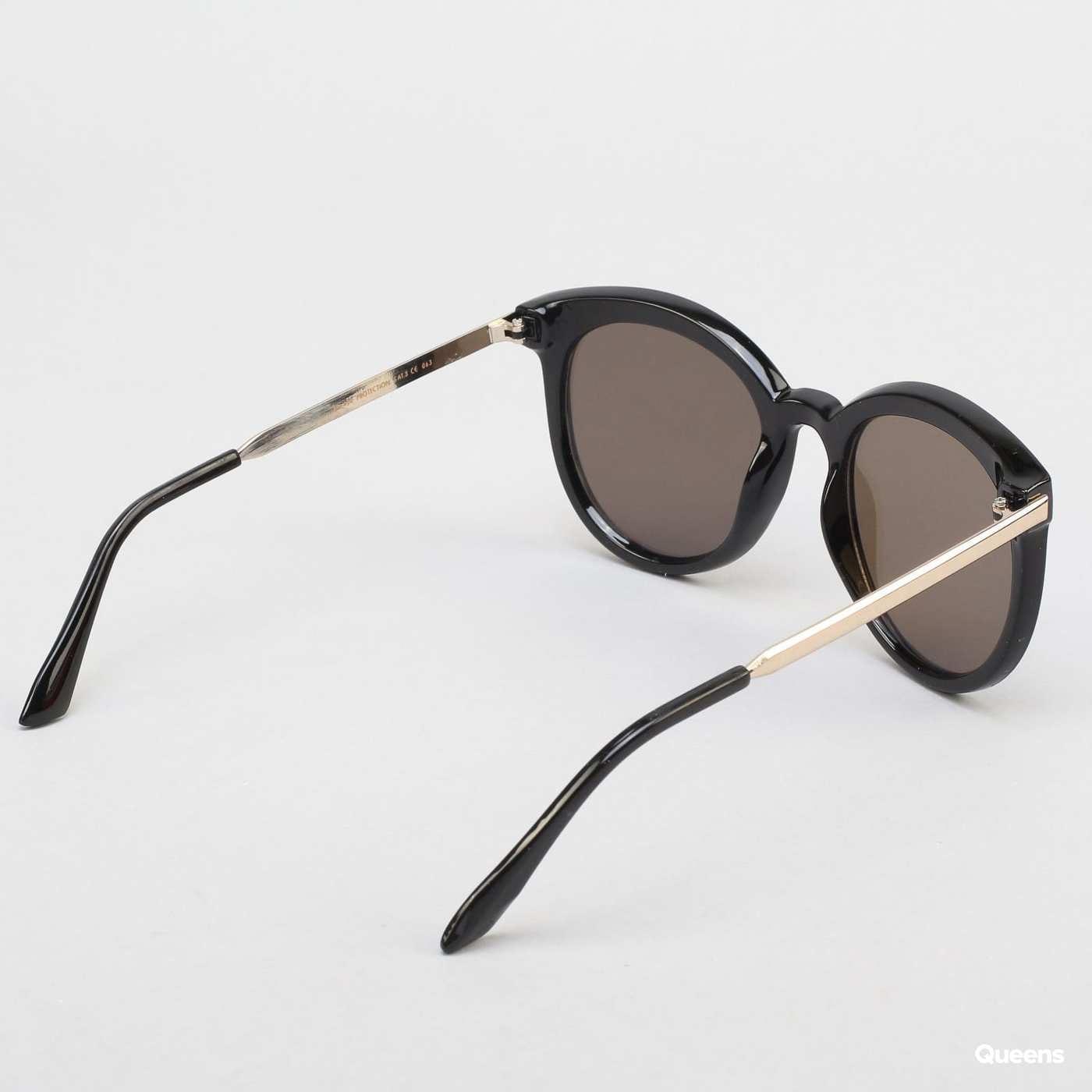 MD Sunglasses October čierne / modré