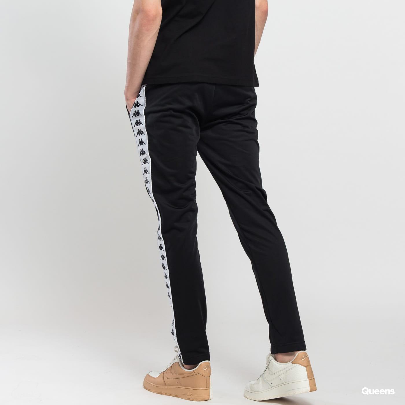 Kappa Banda Astoria Slim schwarz / weiß