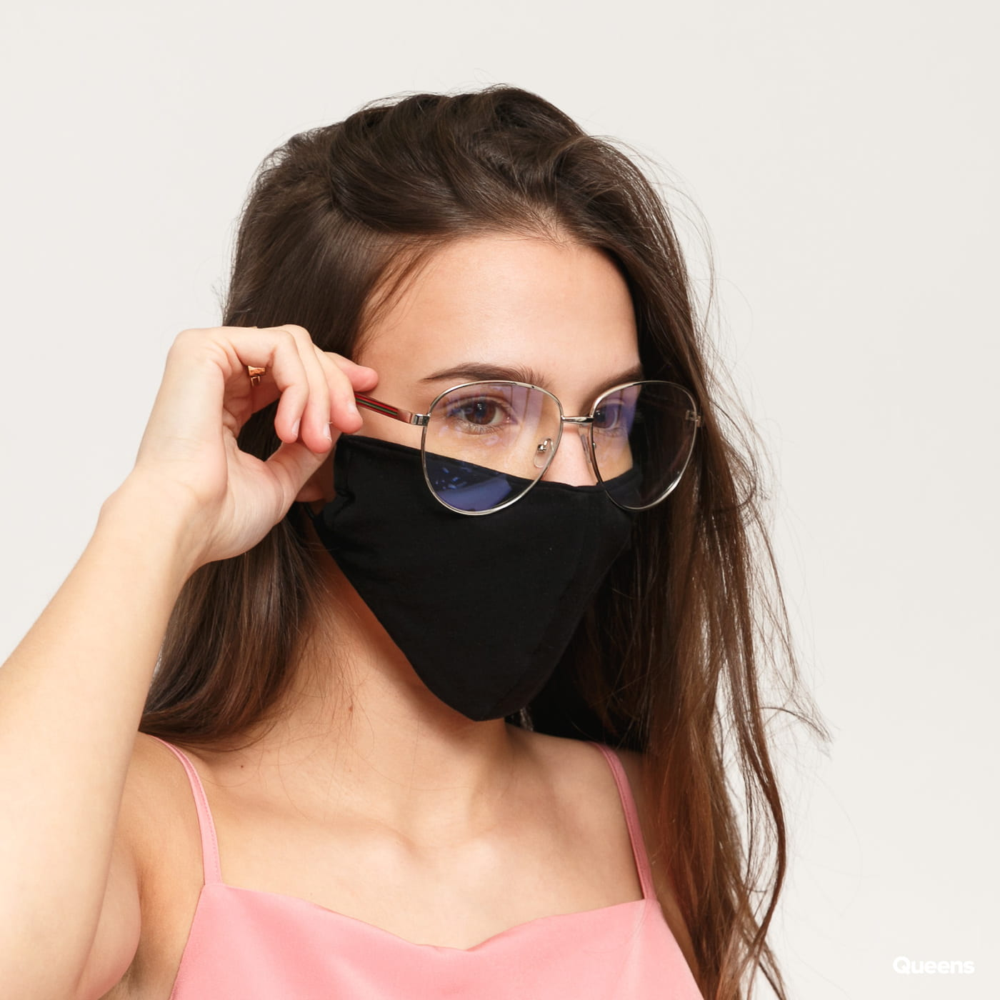 MD Sunglasses February strieborné