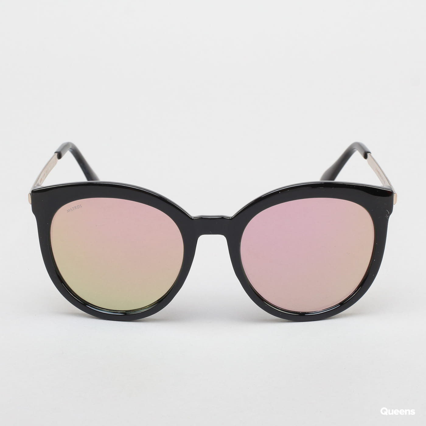 MD Sunglasses October schwarz / pink