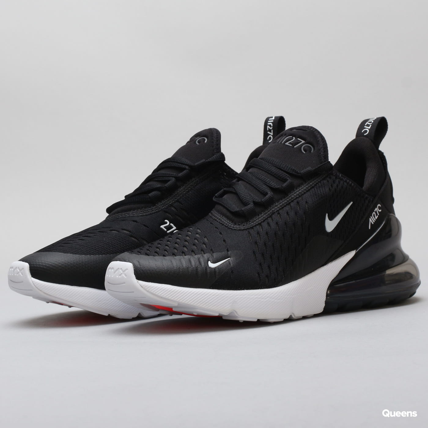 Nike Air Max 270 (GS) black / white - anthracite