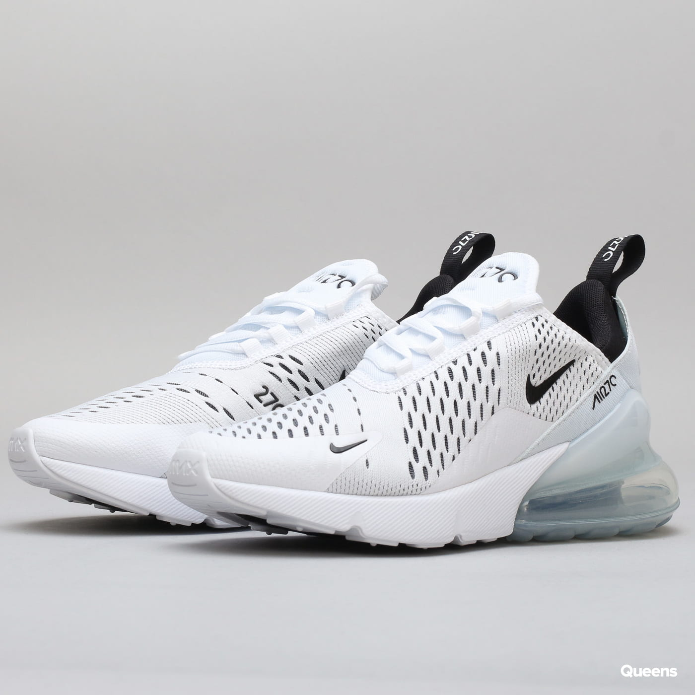 the latest d6edf 29305 Nike W Air Max 270 white / black - white