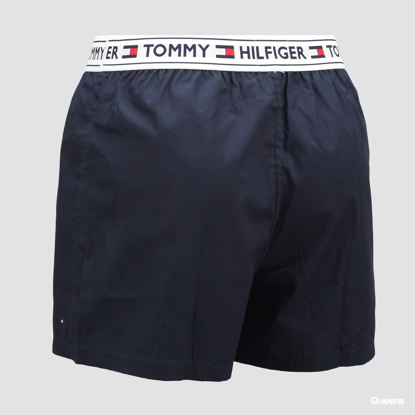 Tommy Hilfiger Woven Boxer C/O navy