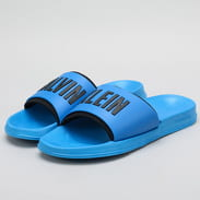 Calvin Klein Slide electric blue lemonade