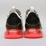 Nike Air Max 270 black / light bone - hot punch