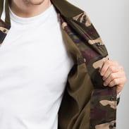 Mass DNM Jacket Signature camo zelená
