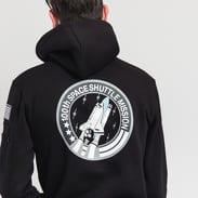 Alpha Industries Space Shuttle Hoody černá