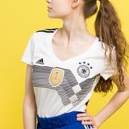 adidas DFB H Jersey W bílé
