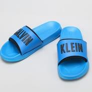 Calvin Klein Slide electric blue lemonade