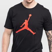 Jordan M JSW Tee Iconic Jumpman černé / červené