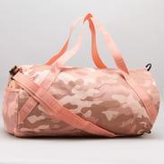 Urban Classics Sports Bag camo růžová