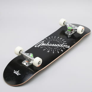 Ambassadors Komplet Skateboard Spin Black