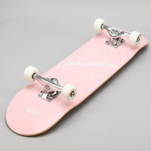 Ambassadors Komplet Skateboard Spin Real Pink