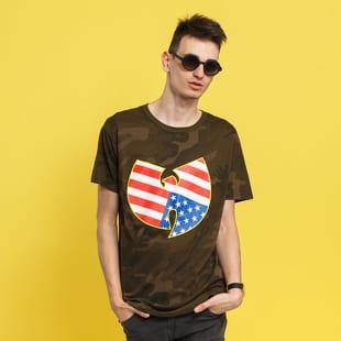 WU WEAR American Camo Tee