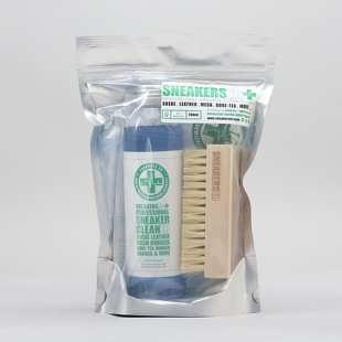 SNEAKERS ER Sneaker Cleaning Solution & Brush Kit