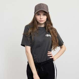 a0935f38 Women T-Shirt Stüssy Shadow Script Raw Muscle Tee (2941370 / 0001 ...