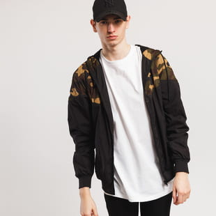 Urban Classics Pattern Arrow Windbreaker