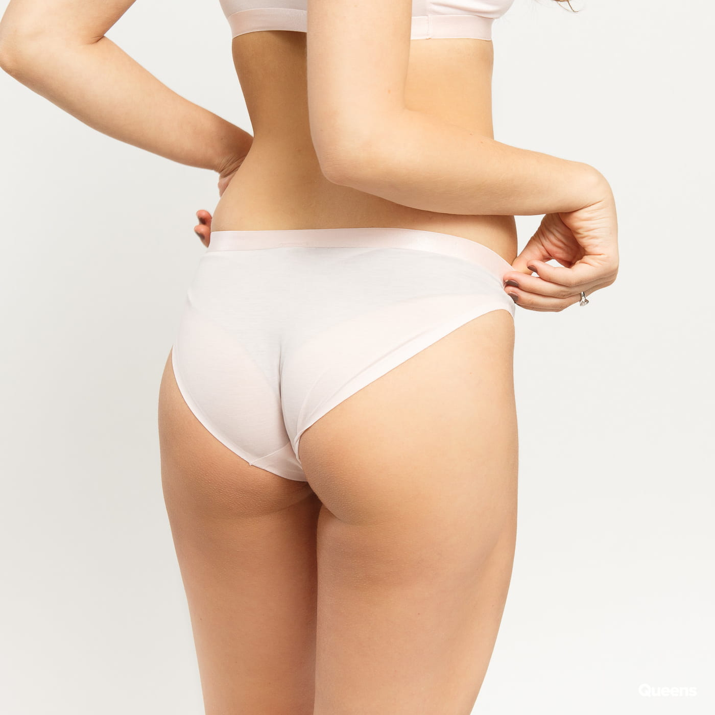 Calvin Klein Bikini - Slip hellrosa