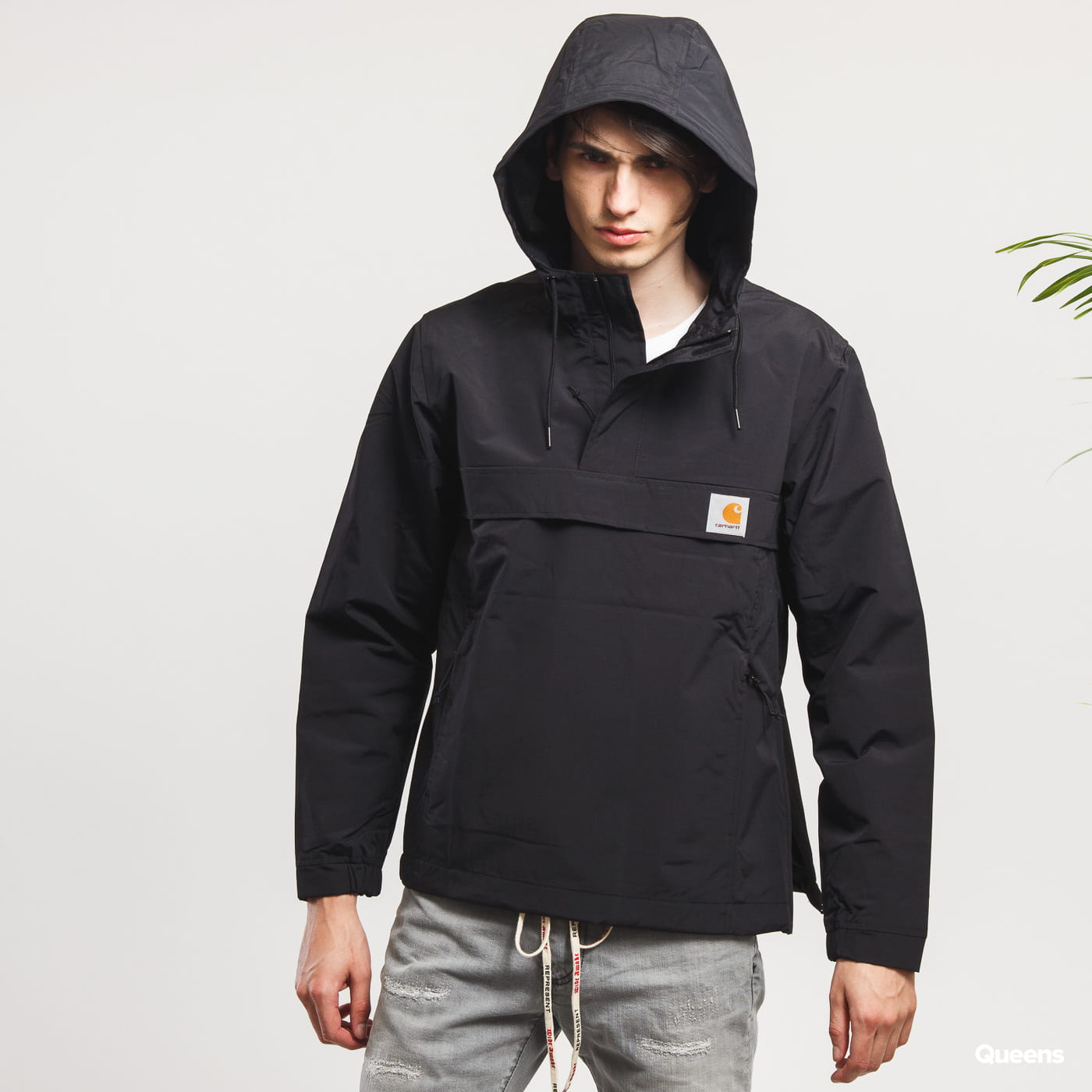 Carhartt WIP Nimbus Pullover schwarz