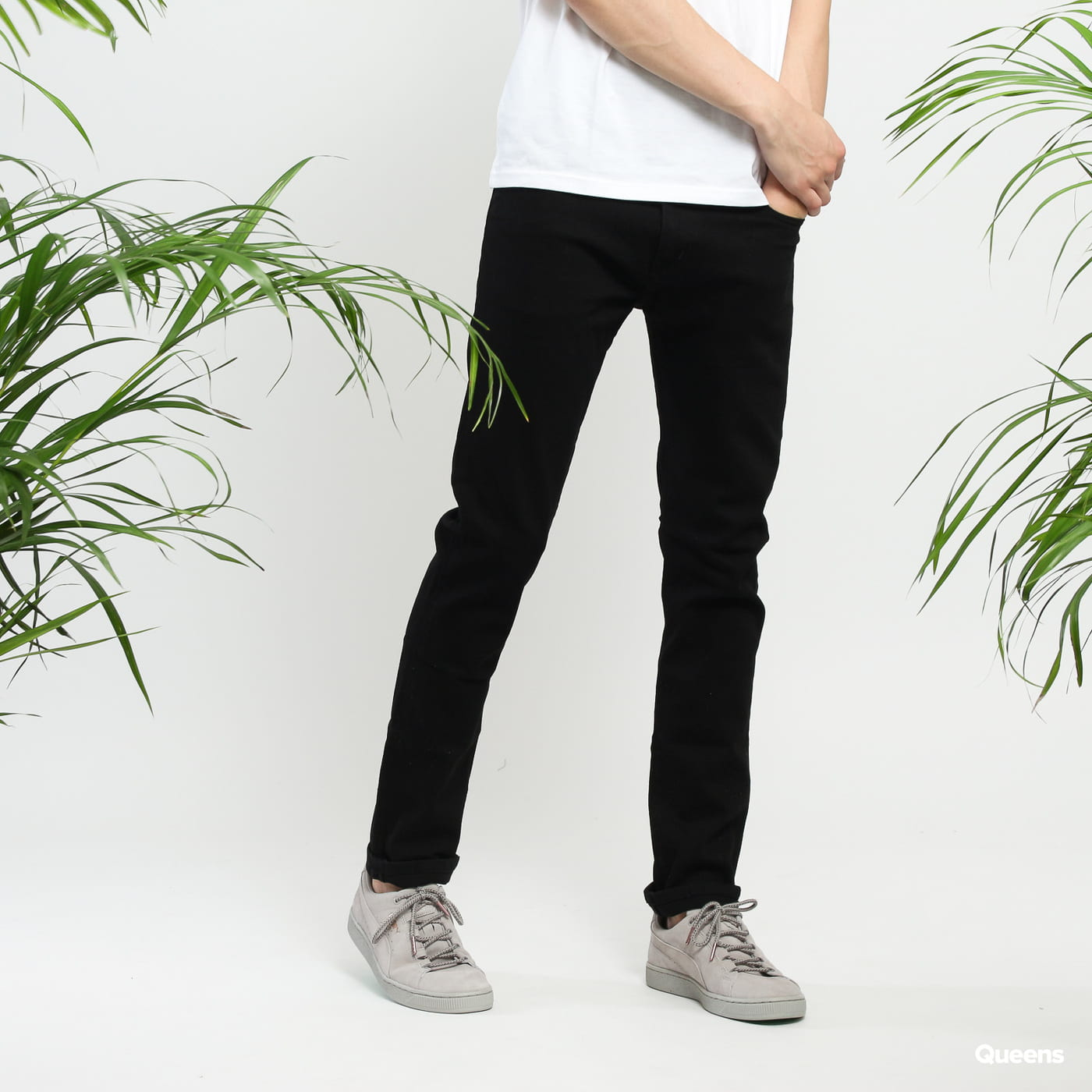 Carhartt WIP Rebel Pant black rinsed