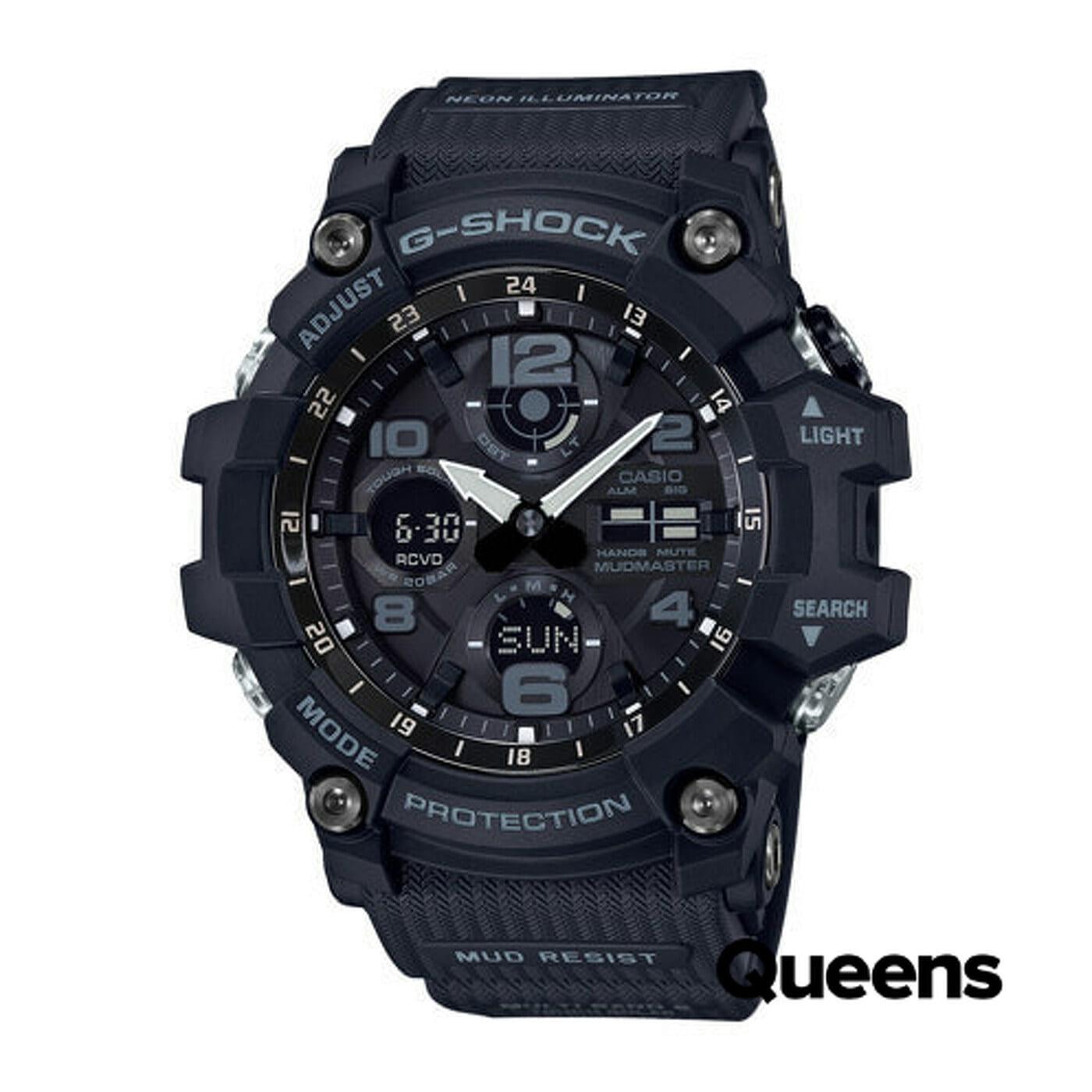 Casio G-Shock GWG 100-1AER schwarz