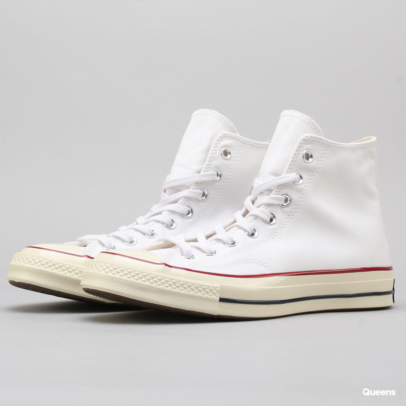 Converse Chuck Taylor All Stars 70 Hi white / garnet / egret