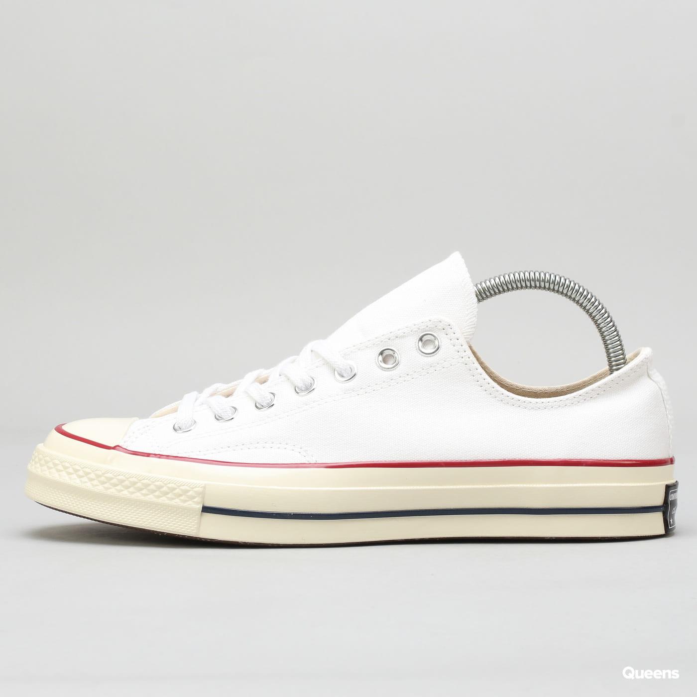 Converse Chuck Taylor All Star 70 OX white / garnet / egret