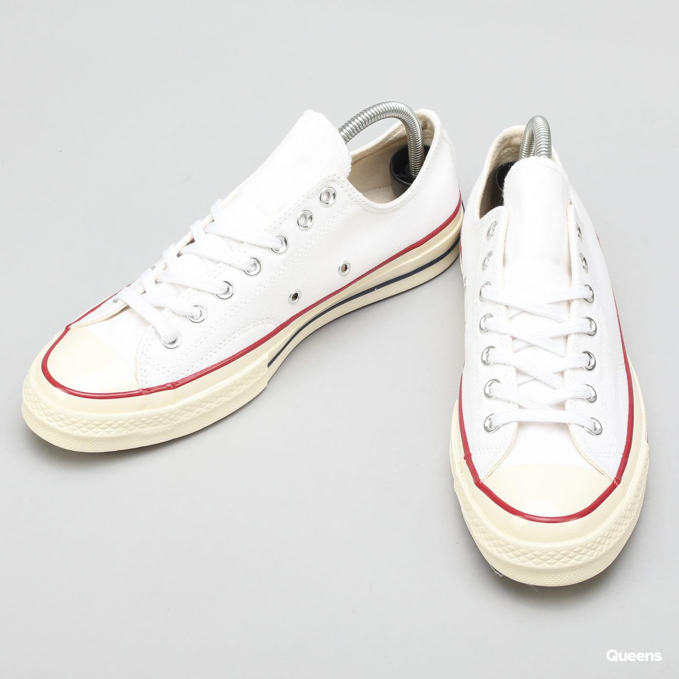 Converse Chuck Taylor All Star 70 OX white garnet egret