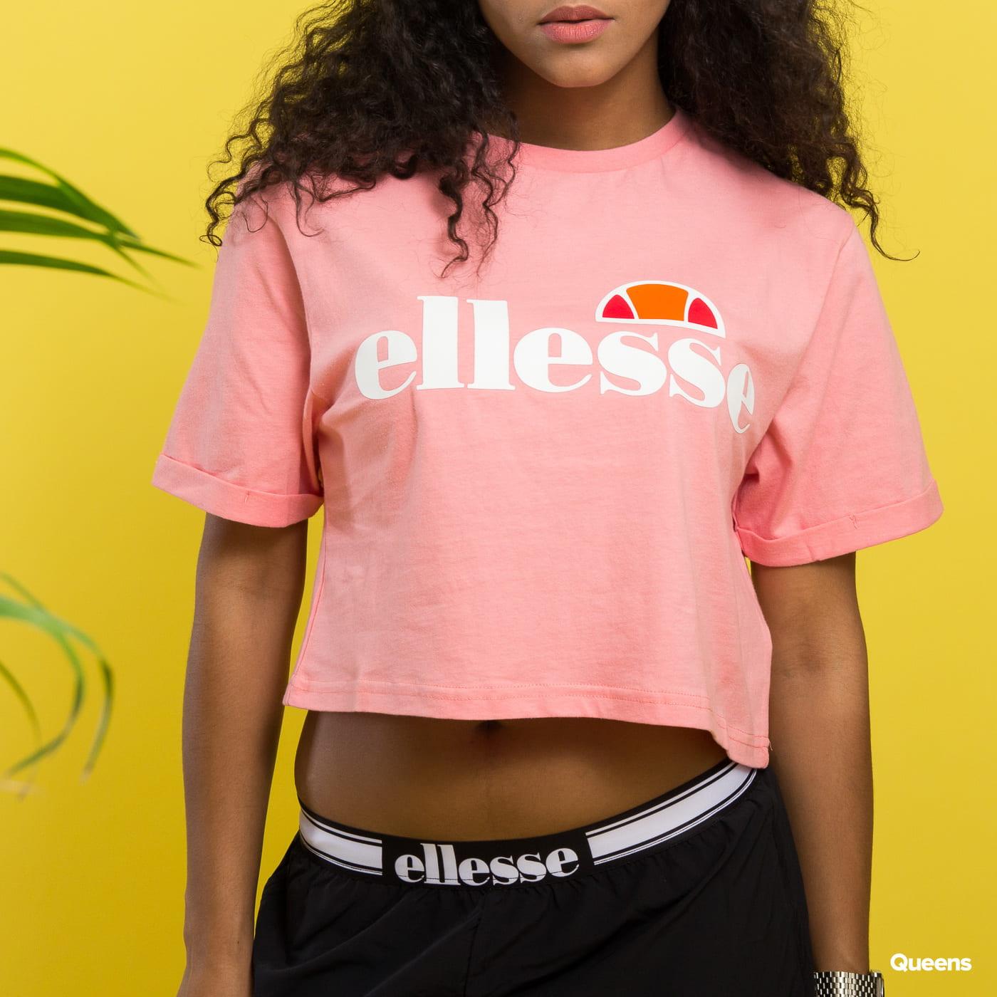 ellesse Alberta T-shirt ružové