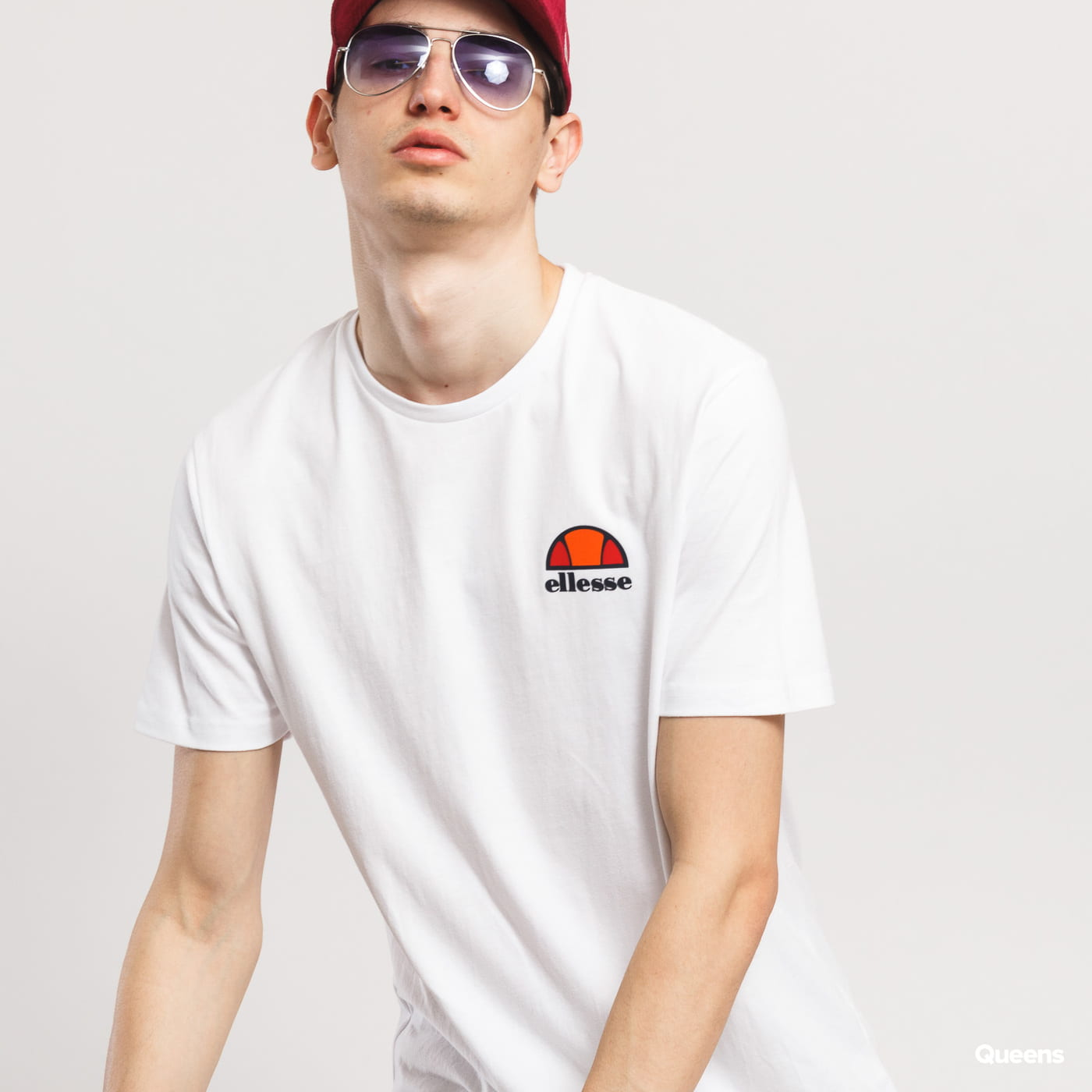 ellesse Canaletto T-shirt white