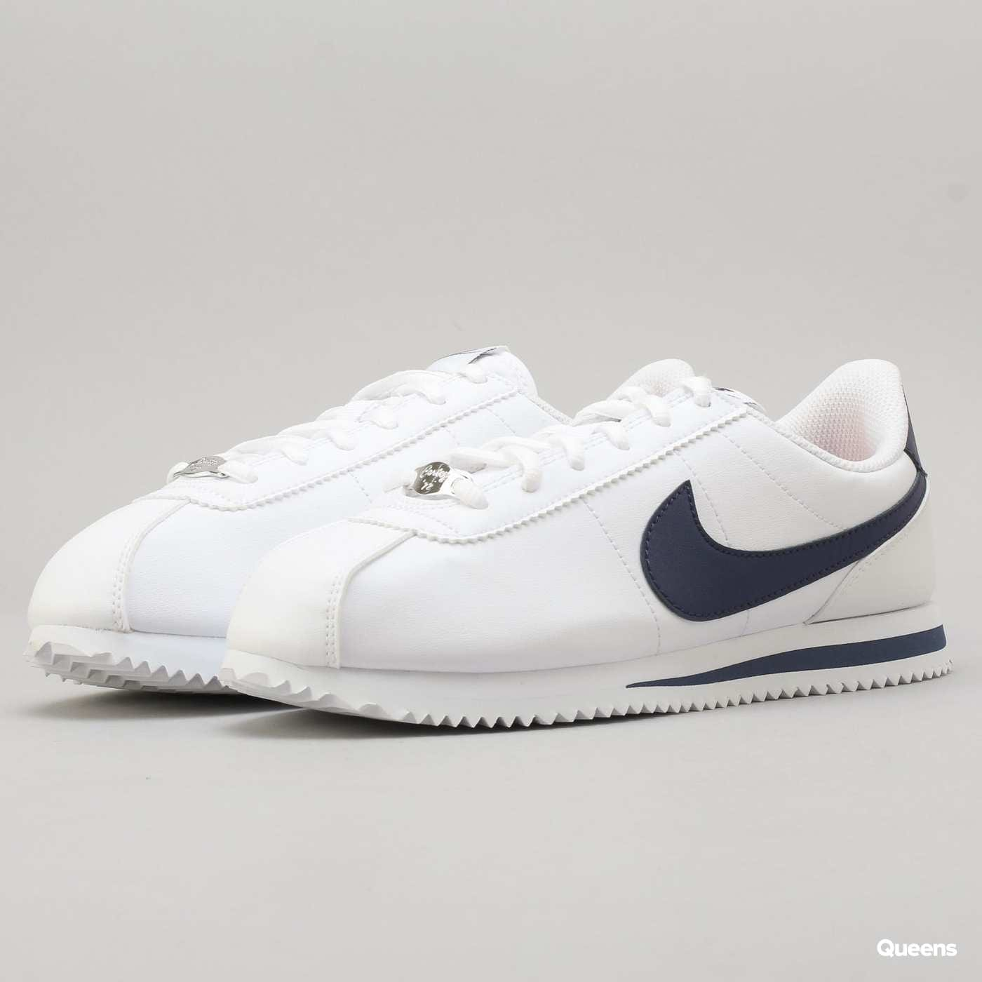 Nike Cortez Basic SL (GS) WhiteNeutral Indigo