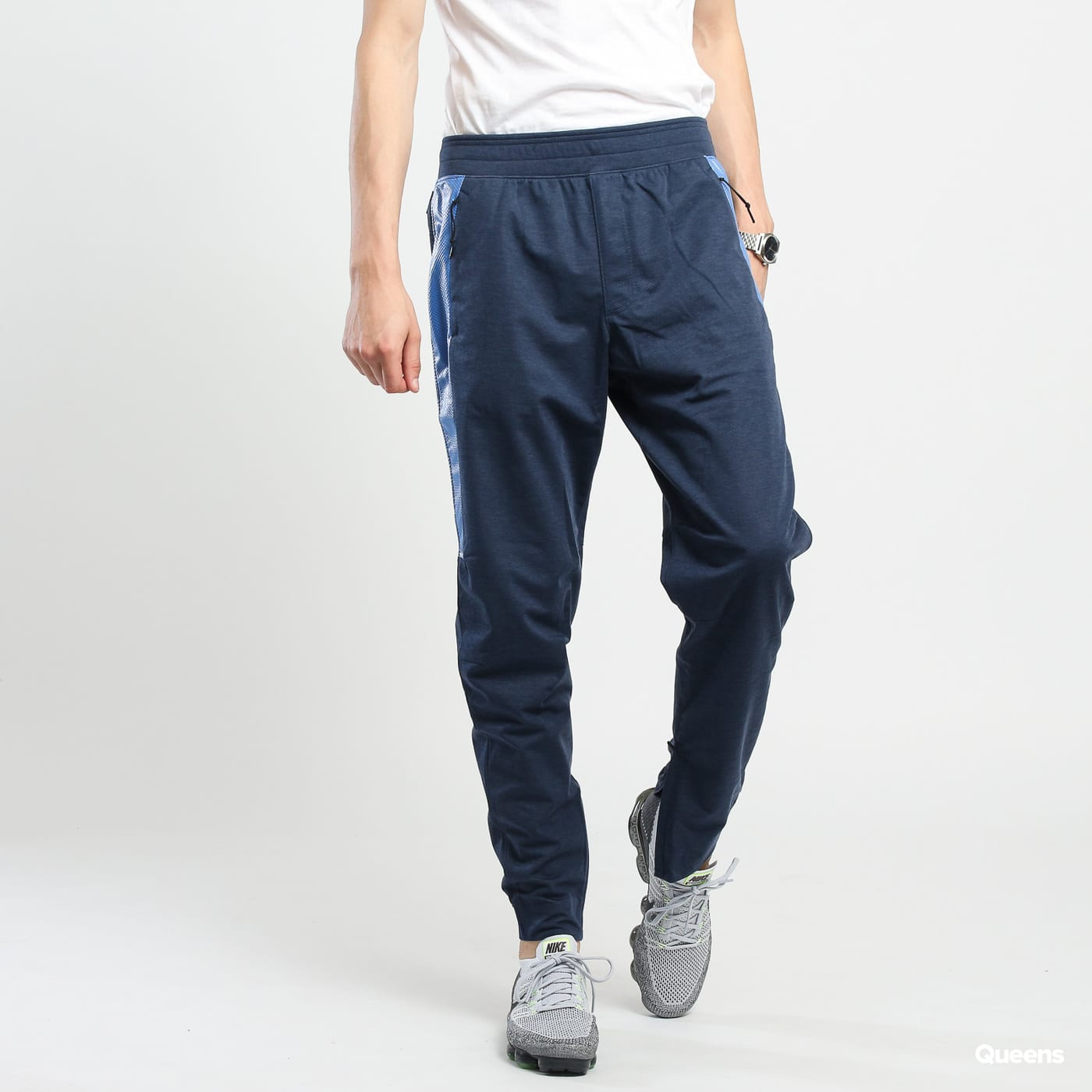 Šusťáky Under Armour Unstoppable Swacket Pant (1306457-408) – Queens 💚 1460f8ff3a