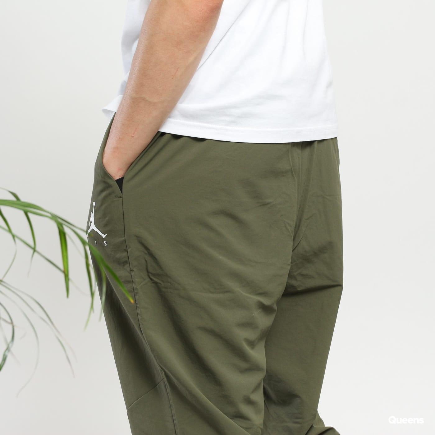 e1f19c65c85198 Zoom in Zoom in Zoom in Zoom in Zoom in Zoom in. Jordan Jumpman Woven Pant  olive