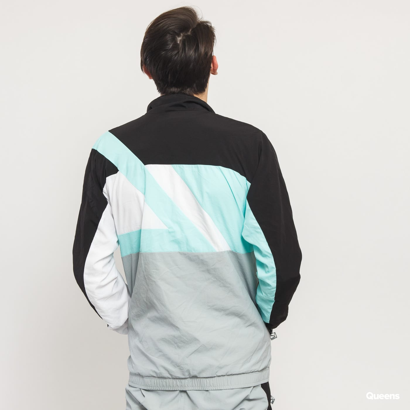 Puma Puma x Diamond WindJacket gray / black / white / light blue