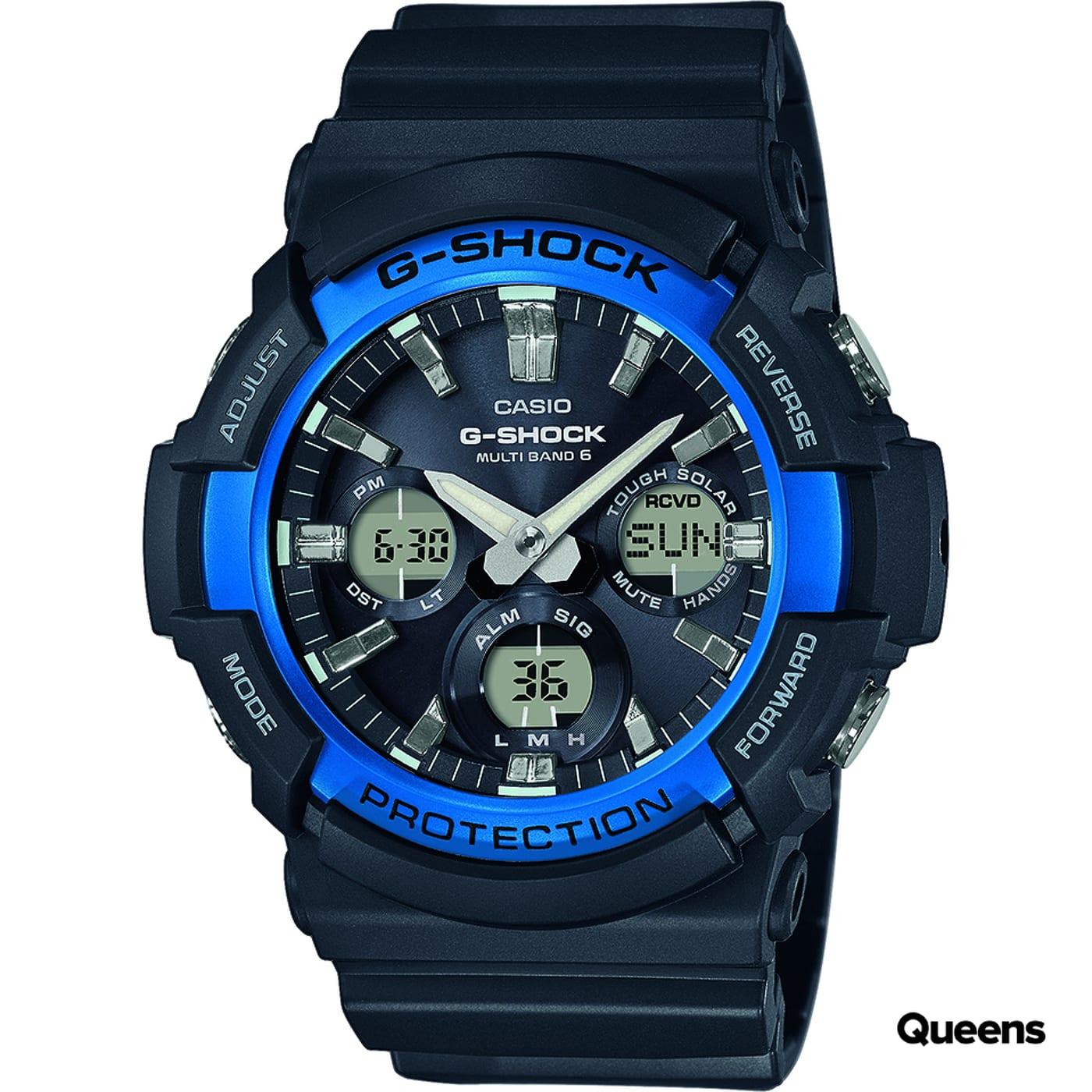 Casio G-Shock GAW 100B-1A2 černé