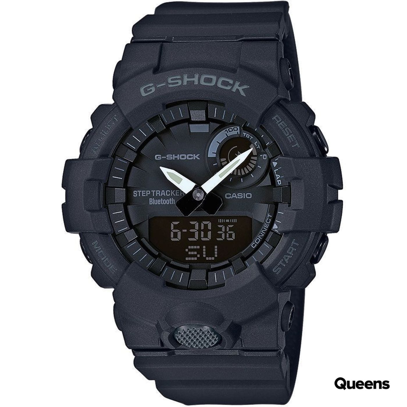 Casio G-Shock GBA 800-1AER schwarz