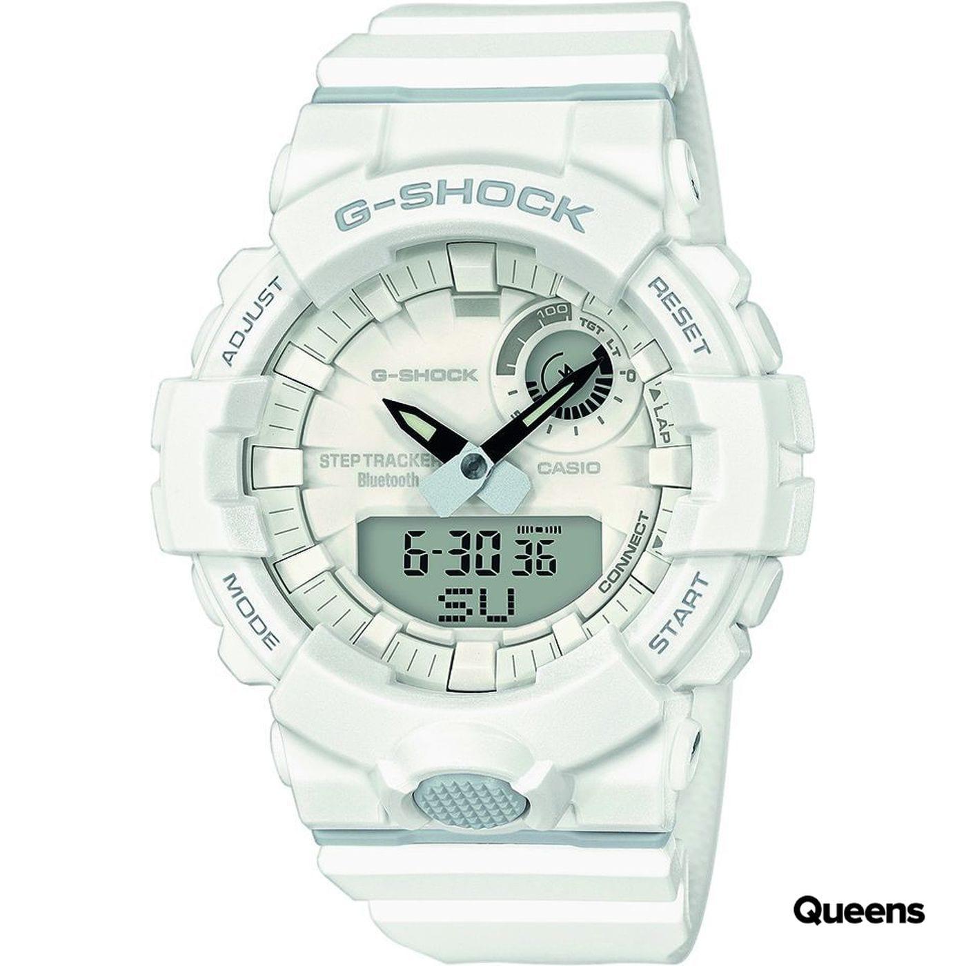 Casio G-Shock GBA 800-7AER weiß