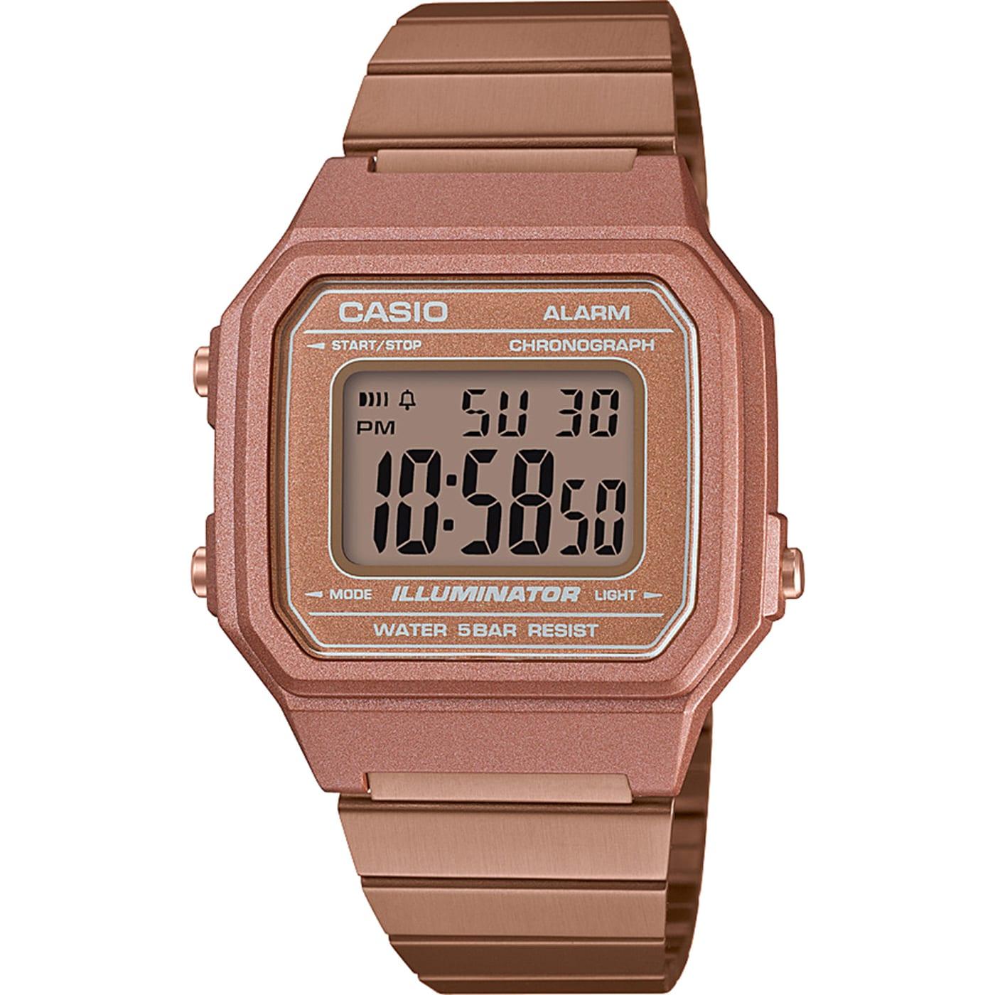Casio B650WC-5AEF bronze