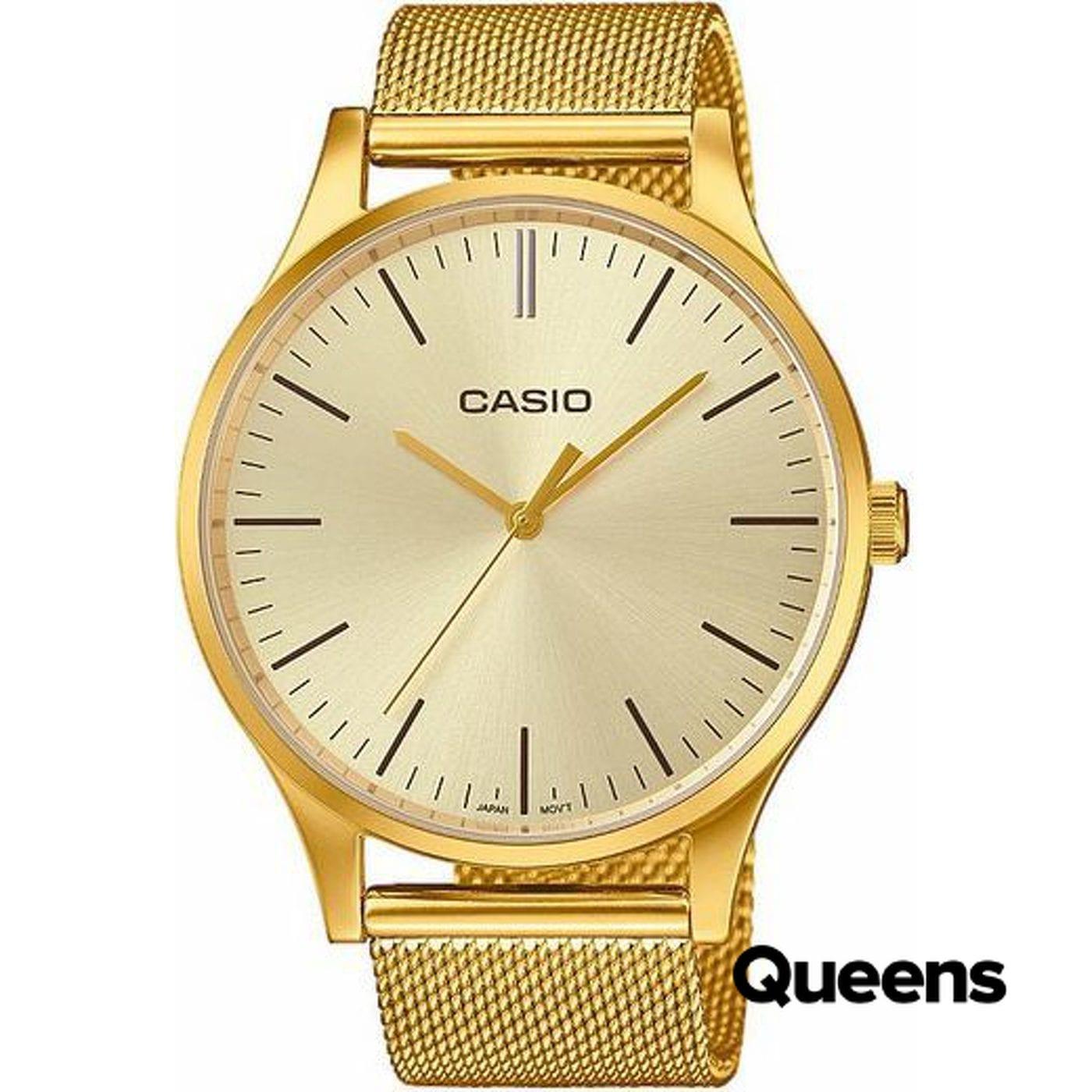 Casio LTP E140G-9AEF gold