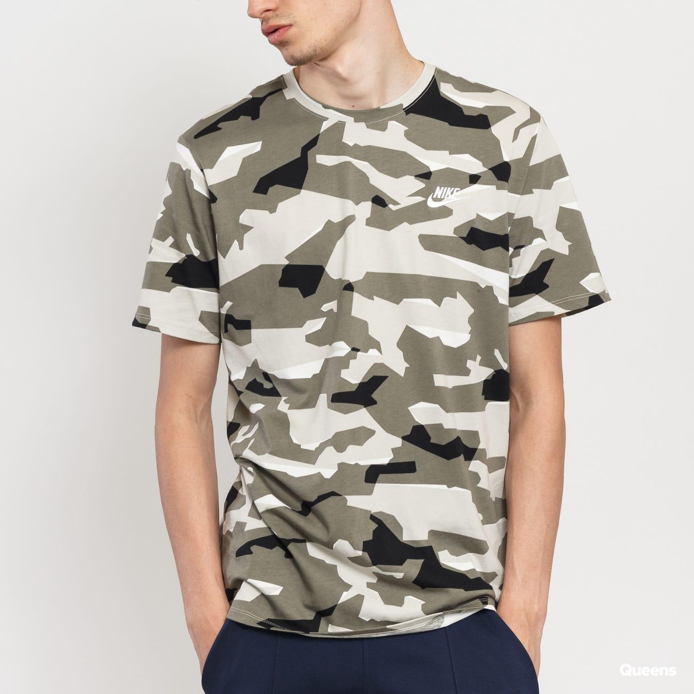 Tričko s krátkým rukávem Nike M NSW Tee Camo Pack 1 (AJ6631-133 ... 2332504dca4
