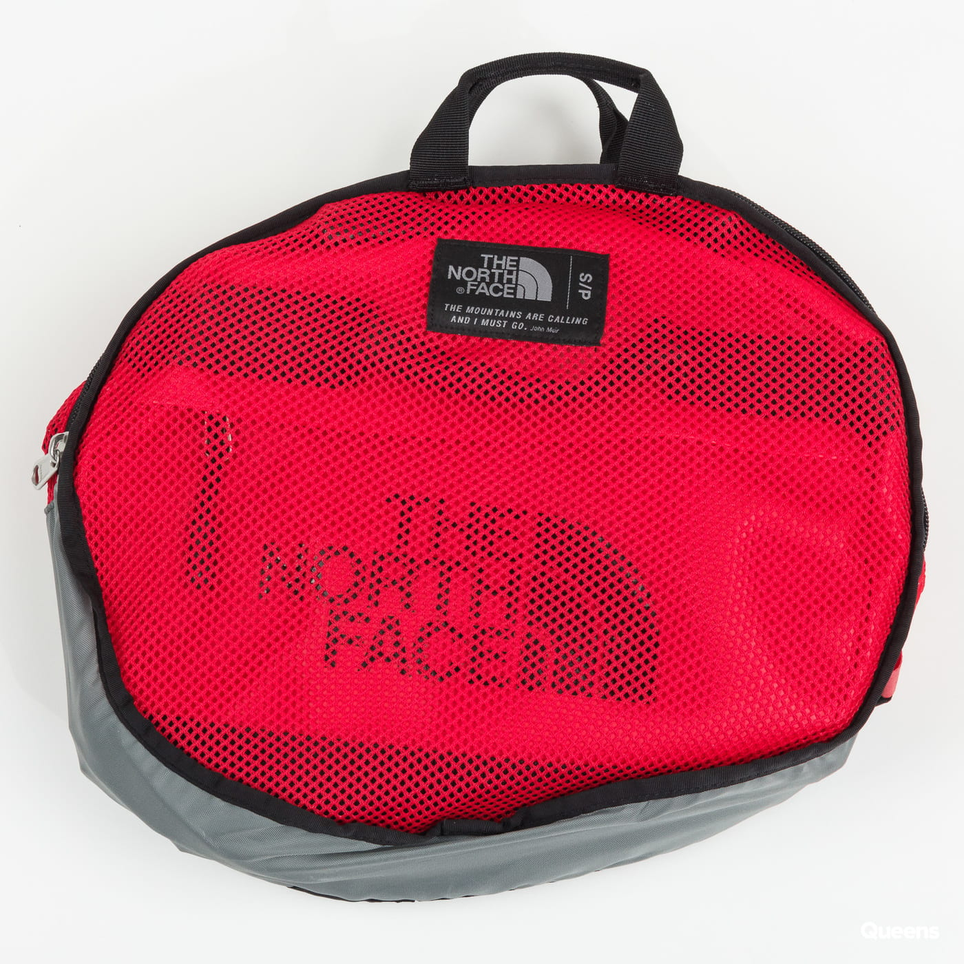 The North Face Base Camp Duffel - S red / black