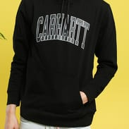 Carhartt WIP Hooded Division Sweat černá