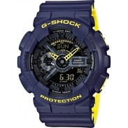 Casio G-Shock GA 110LN-2AER tmavě modré